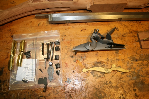 Lets build a flintlock | Michigan Sportsman - Online Michigan